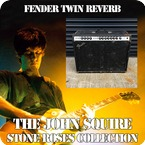 Fender Twin Reverb THE JOHN SQUIRE COLLECTION Black