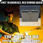 Marshall-JMP Bluebreaker Combo THE JOHN SQUIRE COLLECTION-1967-Black