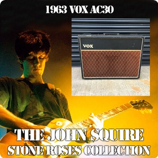 Vox Ac30 The John Squire Collection 1963 Black
