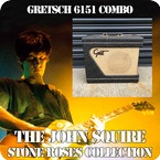 Gretsch-6151 THE JOHN SQUIRE COLLECTION-Black