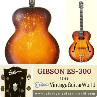 Gibson Es 300 1946 Sunburst