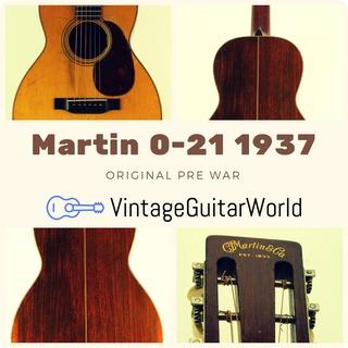 C. F. Martin & Co 0 21 1937