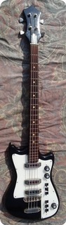 Formanta Bass Iii Active 1977 Black