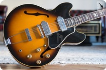 Gibson ES 330TD 1966 Sunburst