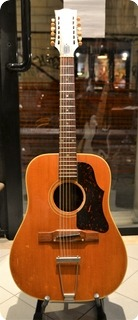 Gibson B 45 12 Strings 1965 Natural
