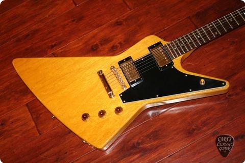 Gibson Explorer  (gie1049)  1983