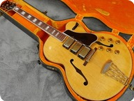Gibson ES 5N Switchmaster 1957 Natural Blonde