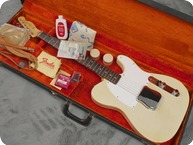 Fender Esquire 1963 Blonde