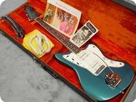 Fender Jazzmaster 1965 Ocean Turquoise