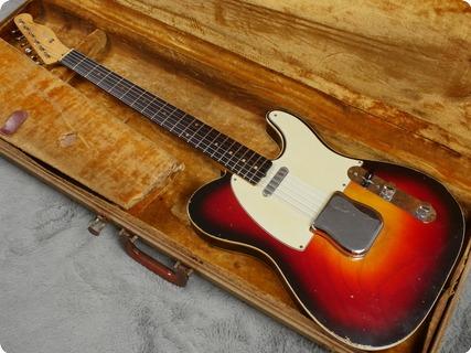 Fender Custom Telecaster (prototype) 1958 Sunburst