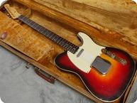 Fender Custom Telecaster Prototype 1958 Sunburst