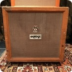 Orange Vintage 1978 Orange 4x12 Original Guitar Cabinet Amplifier Celestion G12H