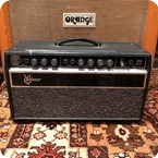 Selmer Vintage 1960s Selmer Treble N Bass 50 Reverb Valve Amplifier