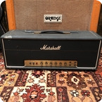 Marshall Vintage 1974 Marshall Super Bass 100w Valve Guitar Amplifier Head