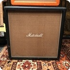 Marshall Vintage 1971 Marshall Basketweave 4x12 Bass Guitar Cabinet