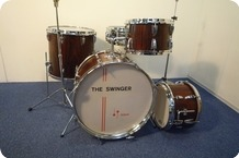 Sonor Swinger Rosewood 1970 Rosewood