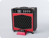 Monster Boutique Amps-Monster Pineland DCA 110 Combo-2019-Black & Red