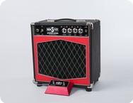Monster Boutique Amps Monster Pineland DCA 110 Combo 2019 Black Red