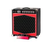 Monster Boutique Amps Monster Pineland 1525 RDCB 112 Combo 2019 Black Red