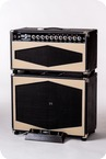 Monster Boutique Amps-Monster Pineland 75W RSCA Head + Monster Pineland MCS-112 Cabinet-2019-Black & Ivory
