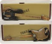 Fender Precision 54 Heavy Relic Carolina Clone 2019 Aged Black