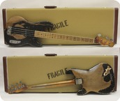 Fender Precision 54 Heavy Relic Carolina Clone 2019 Aged Black