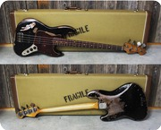 Fender VCG Jazz Bass 63 Heavy Relic 2019 Aged Black