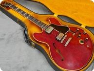 Gibson ES 345 TDSV 1964 Cherry Red