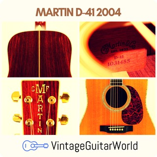 C. F. Martin & Co D 41 2004
