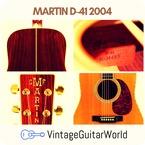 C. F. Martin Co D 41 2004
