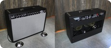 Monster Boutique Amps Hotel Hog Early 60s Deluxe Style Platform 2019 Black