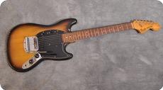 Fender Mustang 1978 Sunburst