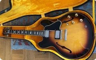 Gibson Es 335td 1963 Sunburst