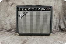 Fender Super Champ 1984 Black Tolex