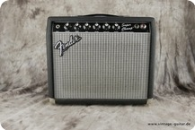 Fender Super Champ 1984 Black Tolex