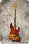 Fender Jazz Bass Stack Knob Reissue 1983 Sunburst