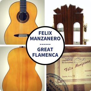 Felix Manzanero 1a Signed 1997