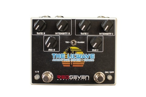 Redseven Amplification Lil'wave