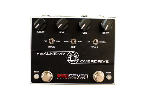 Redseven Amplification The Alkemy