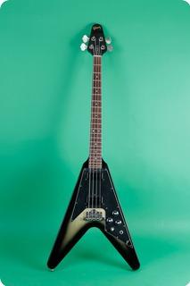 Gibson Flying V Bass 1981 Silverburst