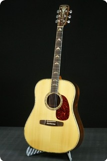 Don Musser Dreadnought Custom 1994 Natural