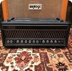 Vox-Vintage 1966 Vox UL4120 UL Series Guitar Amplifier Head