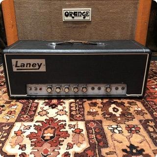 Laney Vintage 1968 Laney Sound Pre Supergroup 70w Valve Guitar Amplifier