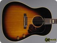Gibson J 160 E 1959 Sunburst