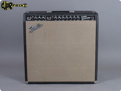 Fender Super Reverb 4x10