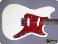 Fender Duo Sonic 1963 Olympic White