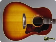 Gibson J 45 1969 Cherry Sunburst
