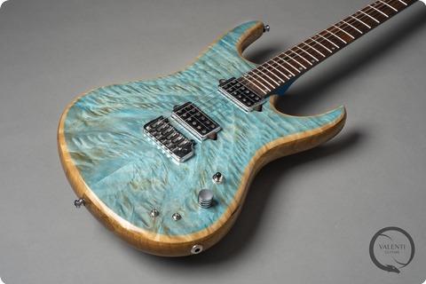 Valenti Guitars Nebula