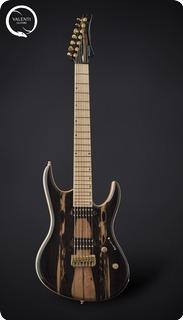 Valenti Guitars Nebula 7  Natural