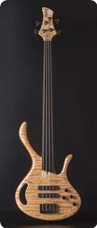 Rufini Fine Instruments Marquis Custom Iv Fretless 2017 Natural